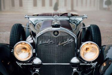 1929 Mercedes-Benz 710 SS Sport Tourer (photo: Peter Singhof)