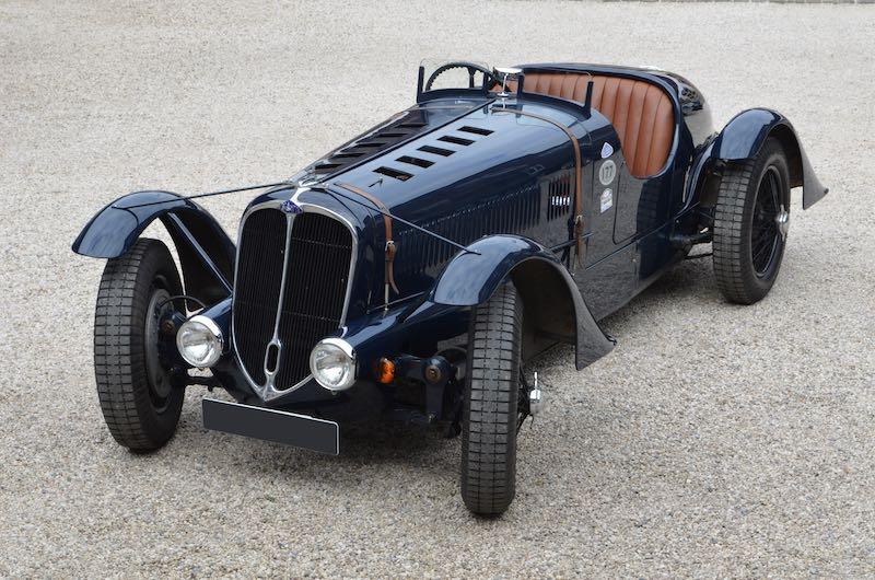 1936 Delahaye 135 S (photo: Artcurial)