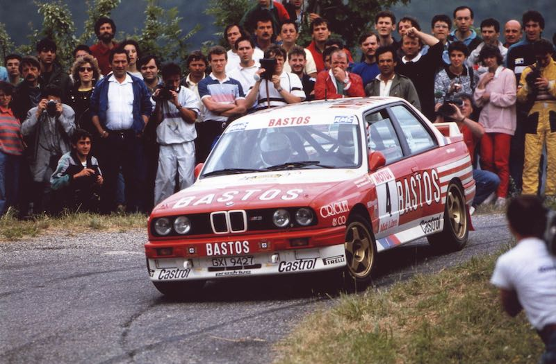 Prodrive built nearly 40 BMW E30 M3s in the 1980s
