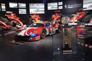 Ferrari 24 Hours Le Mans Exhibit - 1