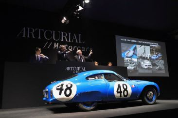 1959 DB HBR4 Le Monstre