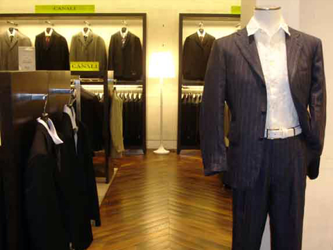…Harrods Man Shop