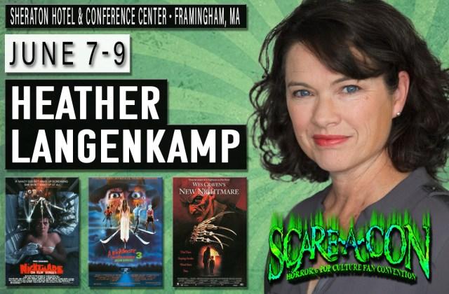 Heather Langenkamp - Nightmare on Elm Street