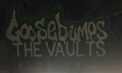 Goosebumps Graffiti