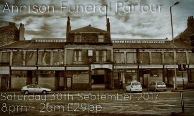 Annison Funeral Parlour - TPT
