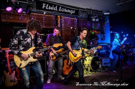 Scarecrow Fluid Lounge