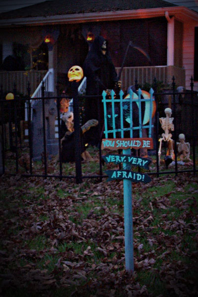 Diy Props Projects For A Scary Halloween Scary Circus