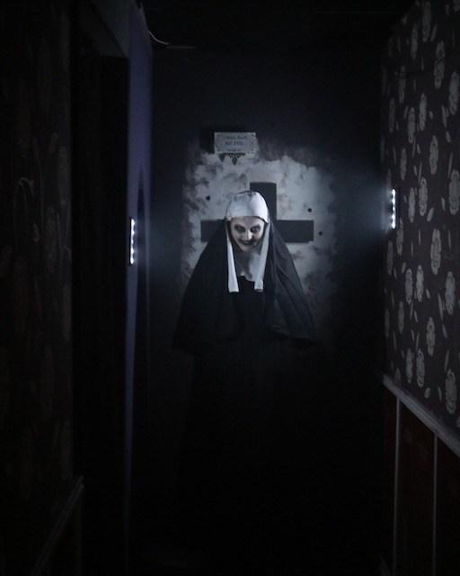 Haunted Hall: Een verrassing!