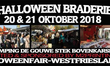 Halloweenfair West-Friesland