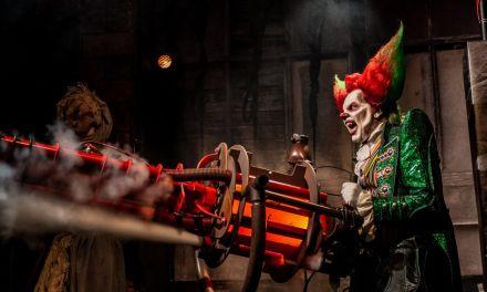 Werken als monster bij de Halloween Fright Nights