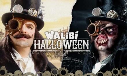 Terug in de tijd naar het Halloween van Walibi Belgium in 2016