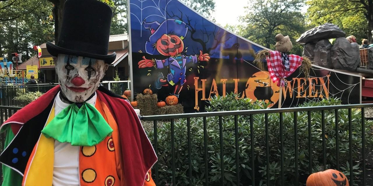 Scary Halloween in Drouwenerzand Attractiepark