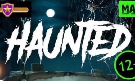 Fantasie Compagnie organiseert horrortocht Haunted