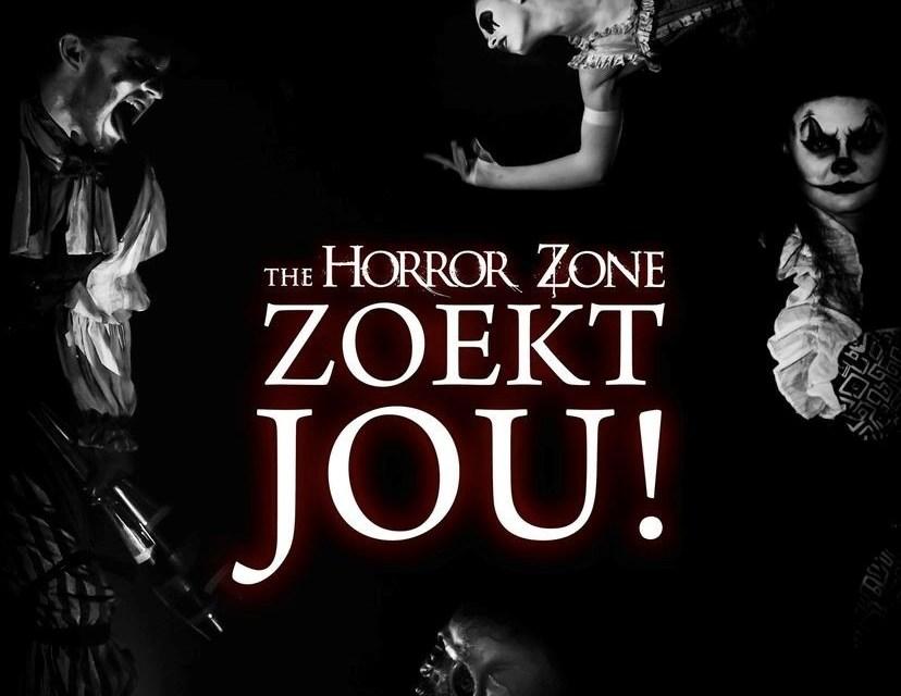 The Horror Zone zoekt scare actors