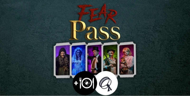 Attractiepark Toverland komt met Fear Pass all-in experience