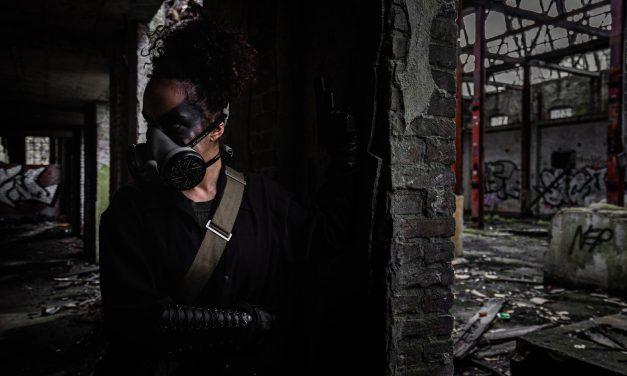 Halloween in Groningen pakt dit jaar groots uit. Verlaten fabriek & landhuis, horror bus en 80 professionele acteurs.