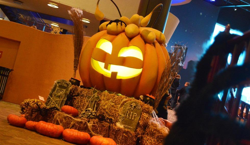 Halloween Plopsa Indoor Hasselt