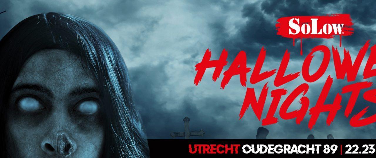 SoLow winkel start Halloween Nights