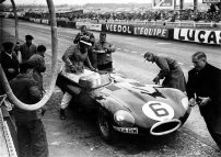 Hawthorn, D-Type and pits: the 1955 Le Mans 24 Hours