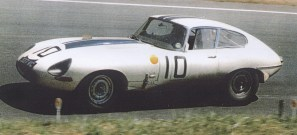 The E-Type went to Le Mans in 1962 thanks to Briggs Cunningham