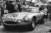 The ultimate E-Types were the Lightweights of 1964