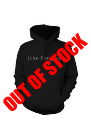 Scar For Life Logo Hoodie
