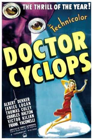 Dr-Cyclops-poster