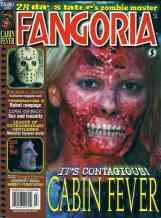 Fangoria Cabin Fever