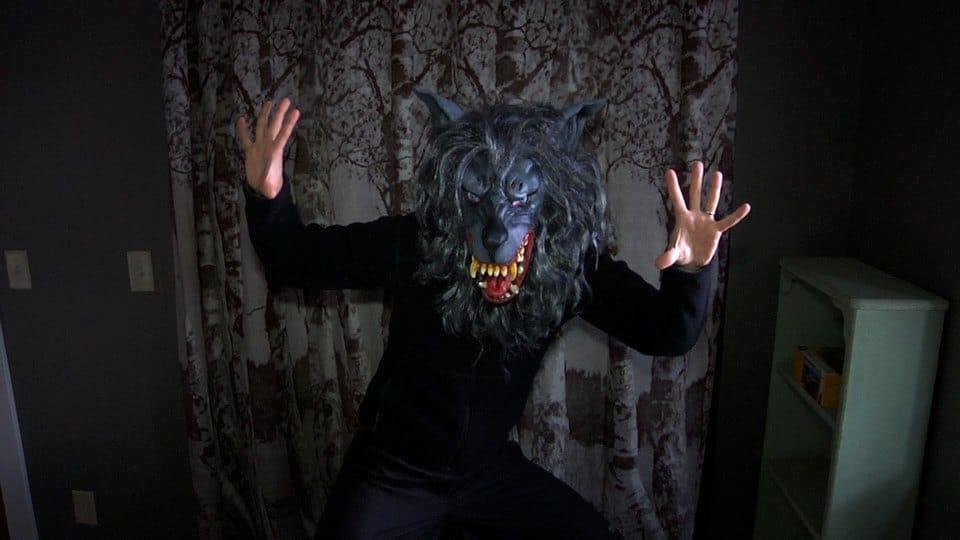 Creep Mask