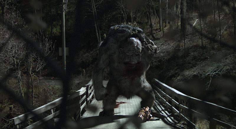 Trollhunter bridge
