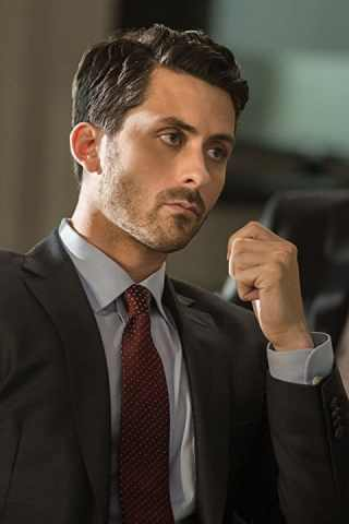 Andy Bean as Adult Stanley