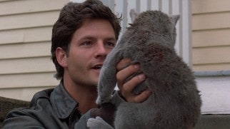Dale Midkiff as good/bad dad Louis Creed in Pet Sematary.