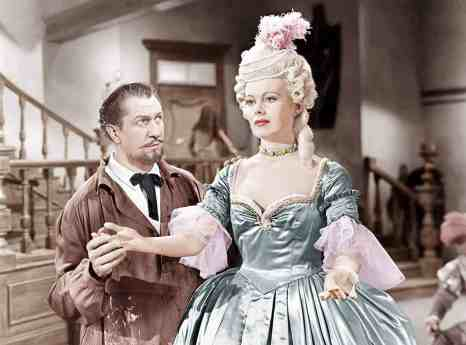 The Incomparable Vincent Price in House of Wax