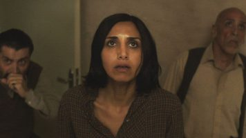 Narges Rashidi in Under the Shadow (2016)