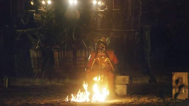 Prospect campfire