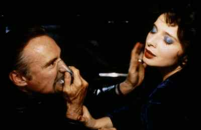 Dennis Hopper and Isabella Rossellini in Blue Velvet (1986) Horror or Not?