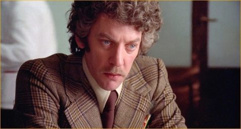 Donald Sutherland in Don't Look Now (1973)