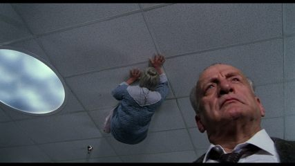 George C. Scott in The Exorcist III