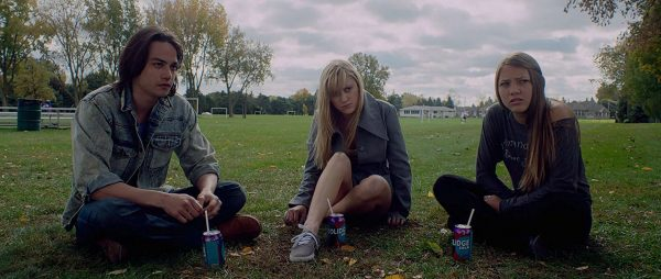 It Follows cast