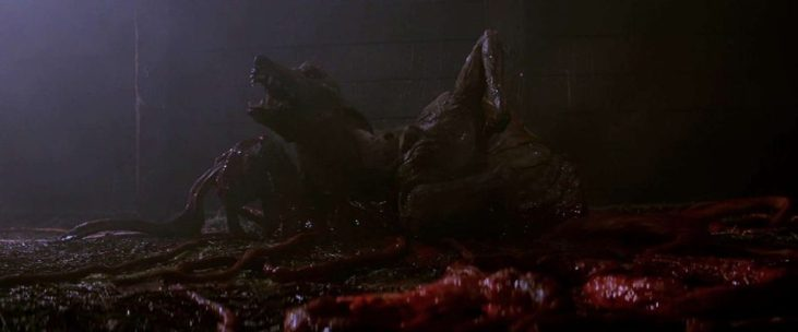The Kennel Thing in The Thing (1982)