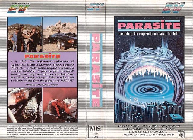 Parasite EV