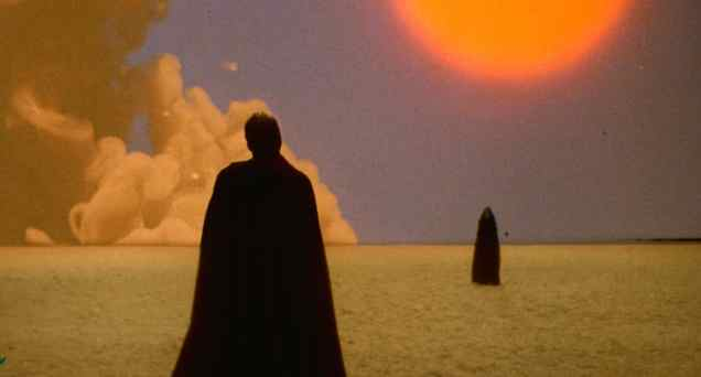 The Surreal imagery of The Visitor (1979)