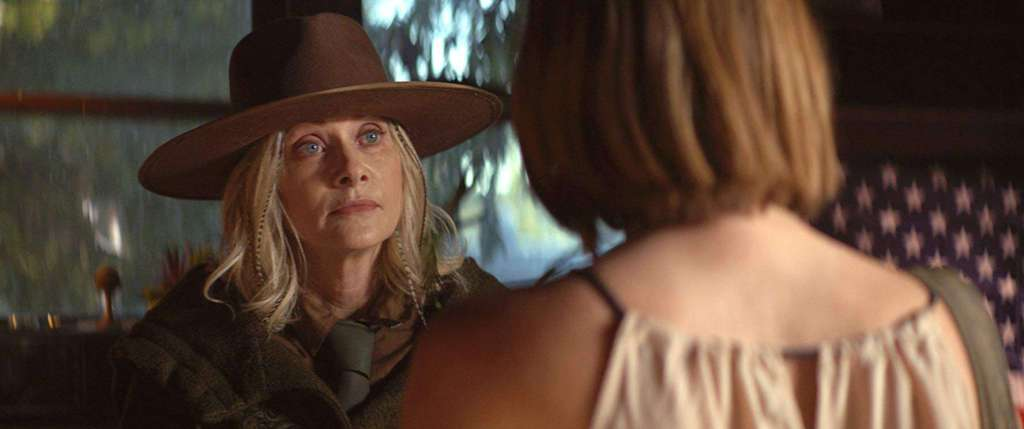 Barbara Crampton in Stay Out Stay Alive (2019)