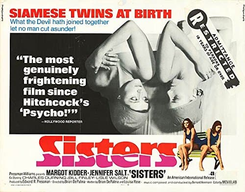 Mike's Review: Sisters (1972) – The Scariest Things