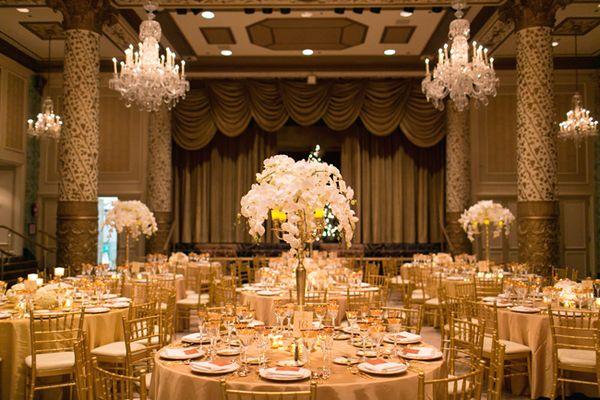 Wedding Flowers By Scarlet Petal Florist Chicago IL