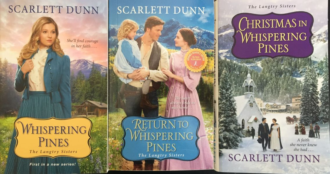 WHISPERING PINES TRILOGY