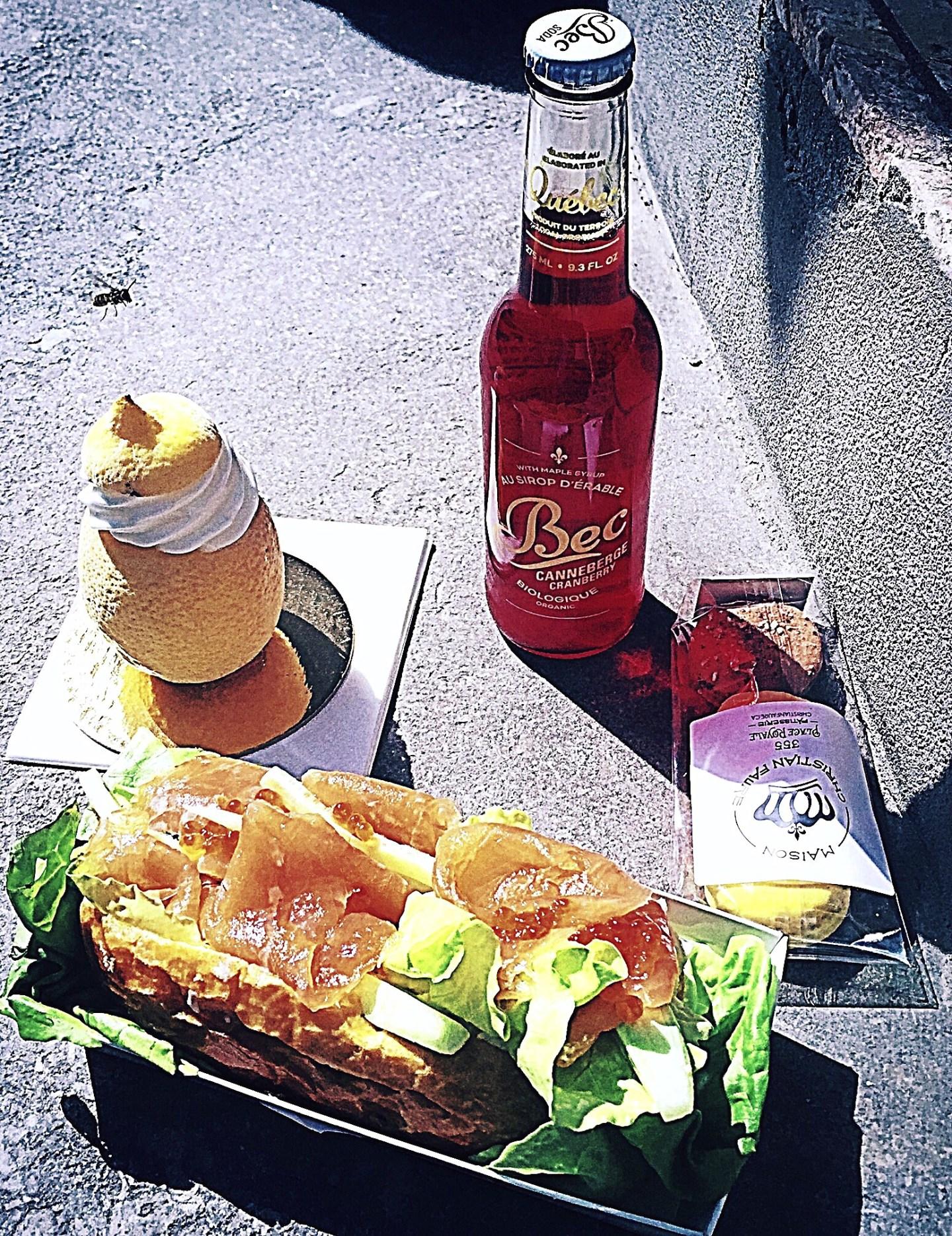 urban picnic @christianfaure patisserie