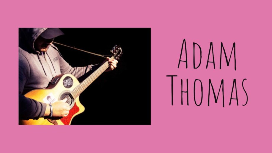 Adam Thomas: Dedication, Determination and a New Single Release
