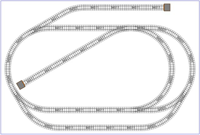 Bachmann G-scale Home Layout Design #2