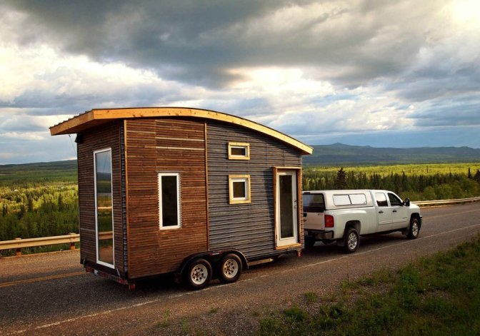 Texas is friendly to tiny house communities.